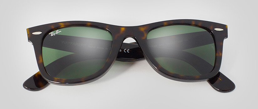 ray ban new wayfarer polarizadas